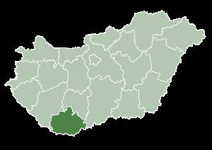 Komitat Baranya