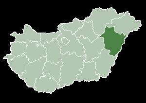 Komitat Hajdú-Bihar