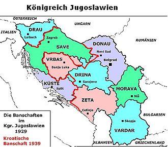 01) Dravska Banovina (Banschaft Drau)