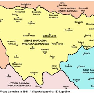 04) Vrbaska Banovina (Banschaft Vrbas)