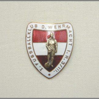 I. Fussballklub der Wehrmacht I. R. 3/III